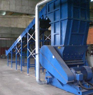 Schneidmühle DG 66120 – 90KW
